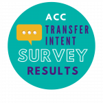 ACC Transfer Intent Survey Results